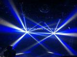 LEIDENE Spin die de HoofdVerlichting van de Disco bewegen