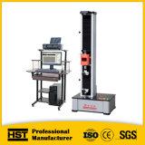 máquina de prueba extensible adhesiva electrónica de la fuerza de cáscara del esquileo de la compresión 5kn