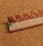 Barretta luminosa del contatto SMD di rivestimento del nichel di rivestimento del PWB