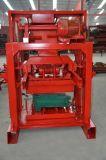 Bloco da cavidade Qtj4-35b2 que faz a máquina