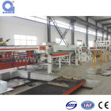 Coid/Stainless Caldo-laminato Galvanized Steel Coil Cut a Length Line Machine