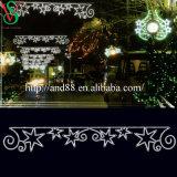 屋外のクリスマスの照明LEDの通りの装飾のモチーフライト