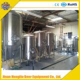 Fermentador da fabricação de cerveja de 15 tambores, fermentadores cónicos da cerveja para a venda