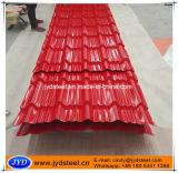 PPGI Stahljobstep-Dach-Fliese für Gebäude