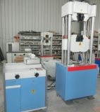 Máquina de teste universal hidráulica do indicador de computador