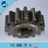 Der Hebevorrichtung-M4 hohe Präzisions-Zahnstangentrieb Metalldes gang-Rack/CNC