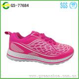 El zapato famoso del deporte con el precio bajo ligero LED calza fabricantes de las zapatillas de deporte de los cabritos
