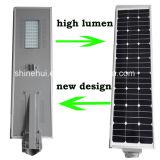 保証10年のの1つのLEDの太陽街灯のすべてを統合した