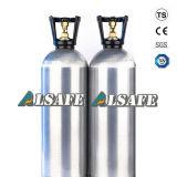 Alsafe 0.5liter al serbatoio di alluminio senza giunte del CO2 della bevanda 50liter