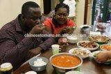 Chine Vente chaude Additif de tomate en conserve Pâte Taille 70g