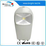 50W IP65 Ce/RoHS LED Road Lighting met 5 Warranty van Years