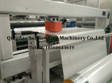 Machine d'enduit d'extrudeuse de film de bobine de TPU pour le tissu