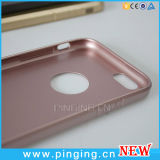 caja móvil del teléfono celular de 2m m Sgp TPU para el iPhone 6/6s