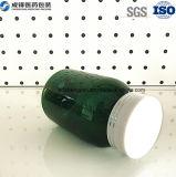 Bottiglie di plastica calde della vitamina C di verde di bottiglia dell'animale domestico 100ml di vendita