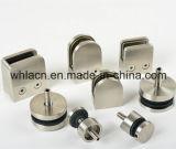 ステンレス鋼のステアケースの柵のガラスブラケット(精密鋳造)