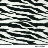 Kingtop 1m Film Wdf12745 van de Overdracht van het Water van het Ontwerp van de Huid van de Breedte Dierlijke