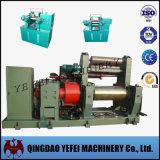 Máquina de borracha aberta do moinho de mistura da máquina de mistura