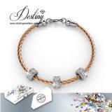De Kristallen van de Juwelen van het lot van Swarovski om Armband