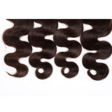Cheveux péruviens de Vierge de vague de corps, cheveux crus non-traités de Péruviens de Vierge