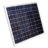 panneau solaire de 12V 50W pour le système à la maison solaire d'au loin-Grille