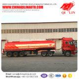 Remorque bon marché de camion-citerne de transporteur de pétrole brut de pneus des prix 12 semi