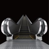 Двухшаговая безопасность эскалатор с системой VVVF Энергосберегающей