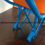 Carrinho de mão de roda da construção no mercado africano