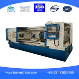 Torno horizontal do CNC Qk1313 mini para o país do petróleo