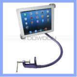360 Schreibtisch-Halter-flexibler Falten-Metallgooseneck-Tablette-Standplatz für iPad Luft