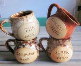 De creatieve Kop van de Koffie van het Porselein van de Stijl van het Ontwerp Europese
