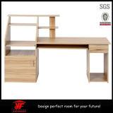 Стол компьютера мебели домашнего офиса самомоднейший деревянный дешевый для сбывания