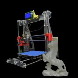 Die einfache Qualität bauen Maschine Prusa I3 3D des Drucker-3D Drucker-Installationssatz DIY zusammen