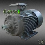 AC 무브러시 3 단계 5kw 400rpm 영구 자석 동시 발전기