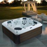 2016新しいヨーロッパ式の贅沢な指定の渦の鉱泉の温水浴槽(M-3388)