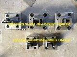 Het pvc Geïmiteerdee Marmeren Plastiek die van uitstekende kwaliteit Producerend Machine uitdrijven