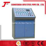 PLCは高周波溶接機を制御する