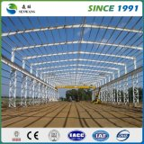 Bâti d'atelier de structure métallique