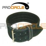 体操の適性の頑丈な革重量挙げベルト(PC-WB1003)