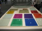 Máquina hermosa del vidrio laminado del diseño para el vidrio modelado