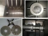 Macchina elaborante dell'acciaio inossidabile della carne della smerigliatrice industriale del tritatore