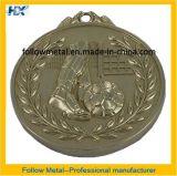 Médaille personnalisée pour le sport du football