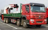 Camion mobile del camion del manipolatore del camion resistente della gru T di 25 - di 20 T con la gru