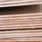 Bintangor Face Contreplaqué industriel au noyau de peuplier pour la décoration Bb / Bb Grade