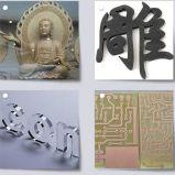 macchinario di pietra di CNC 3D, router di pietra di CNC dell'incisione per granito, marmo, legno
