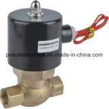2L Series 2/2 de Piloto-Operated Steam Solenoid Valve de Way