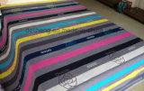 Tessuto del lenzuolo stampato cotone di alta qualità del tessuto di saia 100%
