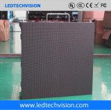 固定使用料(P2.5mmによってダイカストで形造られるキャビネット)のためのHD LED表示