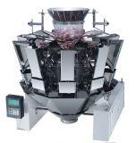 Pesador JY-2000A da combinação de Multihead de 10 cabeças
