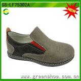 Sapatas ocasionais à moda dos meninos quentes da cor (GS-LF75302)