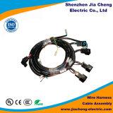 Asamblea de cable electrónica de la industria del cable